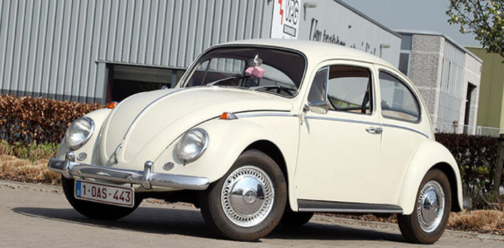 1965 Lady virgin; an extreme cool Pearl white beetle! http://www.virginoutlaws.com/thumbs/710x350/assets/components/gallery/files/220/14538.jpg