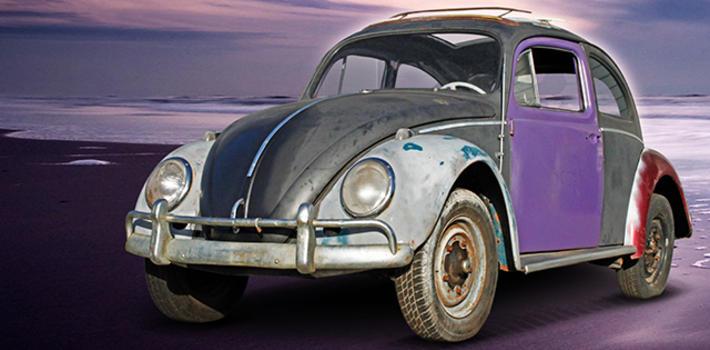 1961 Kever met vouwdak, erg cool project met veel potentieel en een super geschiedenis! http://www.virginoutlaws.com/thumbs/710x350/assets/components/gallery/files/309/19077.jpg